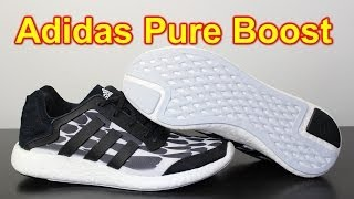 Adidas Pure Boost Battle Pack - Unboxing + On Feet
