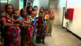 Pasteurising breast milk in Bangladesh