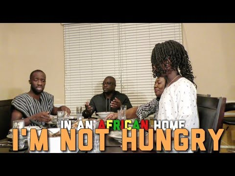 In An African Home: I'm Not Hungry