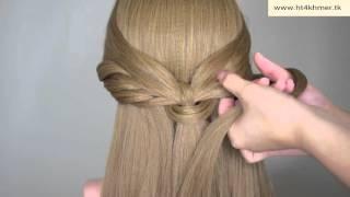 Hairstyles Angel Wings Half Updo Hair