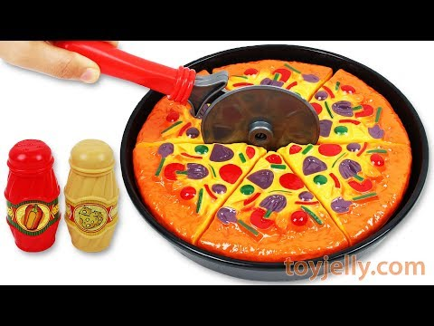 Xxx Mp4 Toy Velcro Cutting Play Doh Pizza Microwave Toy Ice Cream Learn Fruits Vegetables Toy Surprise Egg 3gp Sex