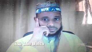 Sheekhoow Waxaan Ahay 50 Jir guurdoon ah Sh Abu Dalxa