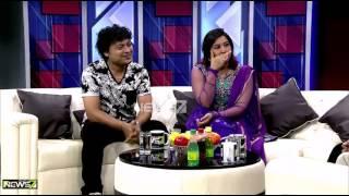 Breakfast Odisha with Actor,producer Pradyumna Lenka and Asit Pati(25/07/16)