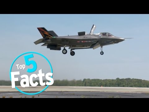 watch Top 5 Amazing F-35 Fighter Jet Facts