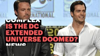 Is The DC Extended Universe Doomed?