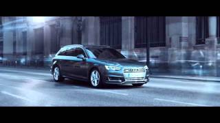 2016 Audi A4 Commercial