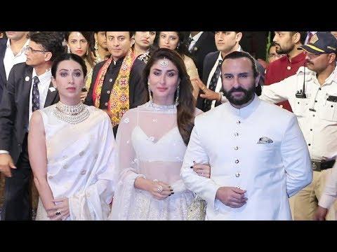 Xxx Mp4 Kareena Kapoor Saif Ali Khan Karishma Kapoor At Isha Ambani Wedding 3gp Sex