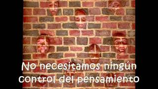 Pink Floyd - Another Brick In The Wall (Subtitulada en Español)