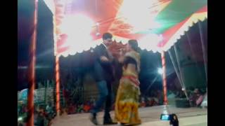 Bangla Jatra dance 2018      bangla hot song Village recording dance stage show