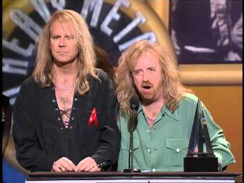 Aerosmith Win Heavy Metal/Hard Rock Artist - AMA 1994