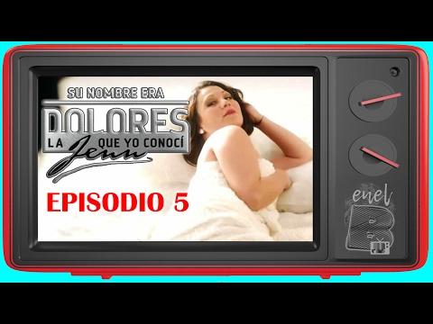 Como fue que Jenni Rivera grabo su video intimo Su Nombre Era Dolores Episodio 5 El Review
