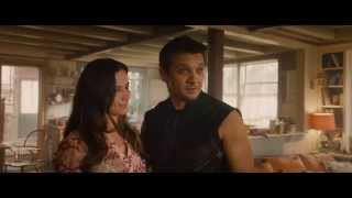 Hawkeye's Secret Clip - Marvel's Avengers: Age of Ultron