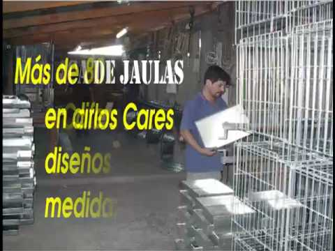 Fábrica de Jaulas Juan Carlos Cares