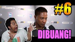 FIFA 17 The Journey (6) DIBUANG Gara-gara Gak Menang!! :'(