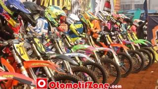 GRAND FINAL MOTOCROSS INDONESIA 2015 FULL | OtomotifZone