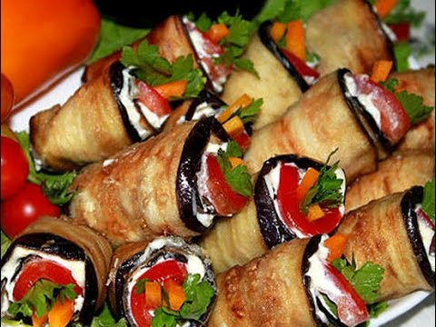 Жареные баклажаны тещин язык рецепт с фото