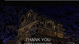 Thank You Hollywood For Century Fox logo