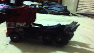 Transformers cybertron Cybertron defense team stop motion