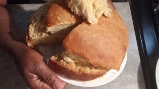 Tasty & Delicious 🇬🇾 Coconut pat bake guyanese style🇬🇾