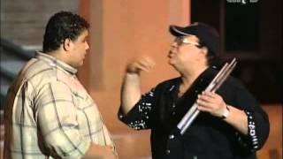 كاميرا خفية - ابراهيم نصر - عربية الكبدة هش هش يا ديك 3-3