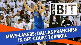 Dallas Mavericks at Los Angeles Lakers | Sports BIT | NBA Picks