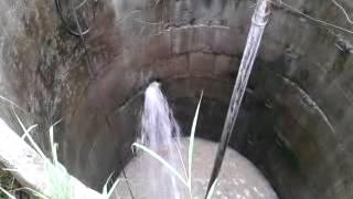 Tube well recharging