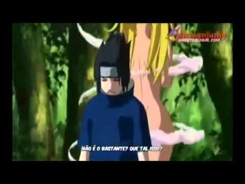 Naruto Sexy Jutsu in 3D
