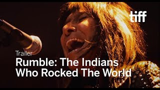RUMBLE: THE INDIANS WHO ROCKED THE WORLD Trailer | Canada