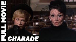 Charade (1963) | Audrey Hepburn, Cary Grant | Comedy Mystery Romance Movie