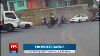 Detienen a mujer desnuda en calles de Barrio México