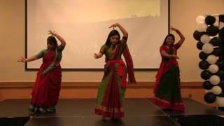 IMLD 2017 (Dance Performance - Ami Banglay Gaan Gai)