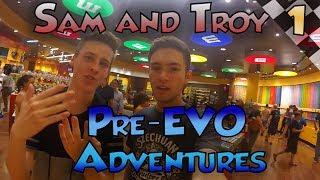 [VLOG] Pre-EVO Las Vegas Adventures with Sam and Troy 2017