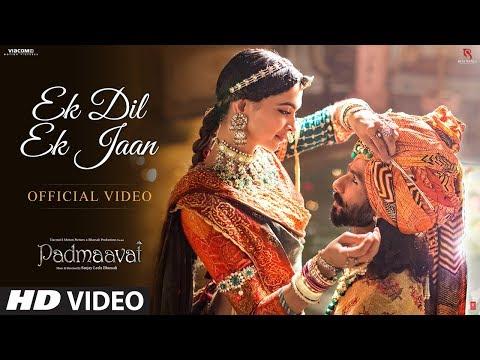 Xxx Mp4 Padmaavat Ek Dil Ek Jaan Video Song Deepika Padukone Shahid Kapoor Sanjay Leela Bhansali 3gp Sex