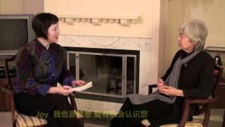 步向和平与和解 - 专访Joy Kogawa (Towards Peace & Reconciliation-Interview with Joy Kogawa)