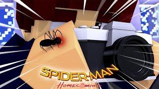 SPIDER-MAN HOMECOMING - MINECRAFT ADVENTURE - EPISODE 1