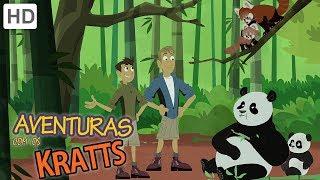 Aventuras com os Kratts - Superheroes Animais Selvagens