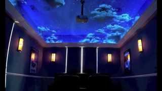 SKY MURALS, clouds and ceiling murals