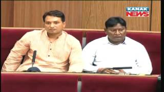 Oppn Seeks Ans Over Different Issues In Odisha Assembly