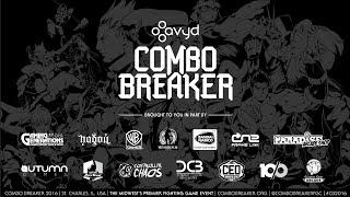 Combo Breaker 2016 - Skullgirls Saturday Night Salt