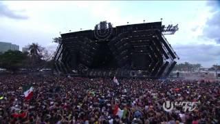 Tiësto   KSHMR ft. Vassy - Secrets (Live Ultra Music Festival Miami 2016)