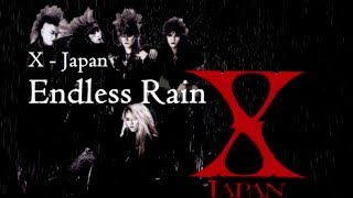 Endless Rain - X Japan (Lyrics) แปลไทย