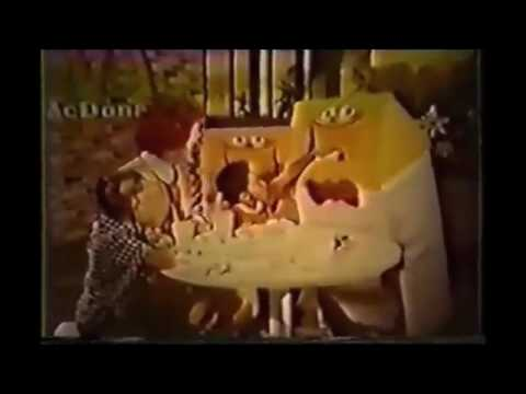 1 Old McDonalds Commercials 1970's Compilation   YouTube