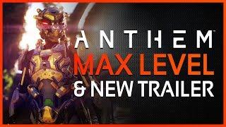 ANTHEM - New NVIDIA Gameplay Trailer:  MAX LEVEL, DESERT BIOME, SKINS & MORE (ANTHEM NEWS)