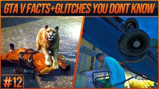 GTA V Facts And Glitches You Don't Know #12 (From Speedrunners)