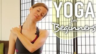 Yoga For Neck Pain, Neck Tension, Headaches & Shoulder Pain Relief