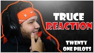 🔥🙏 REACTION!! 🙏🔥 twenty one pilots: Truce [OFFICIAL VIDEO]