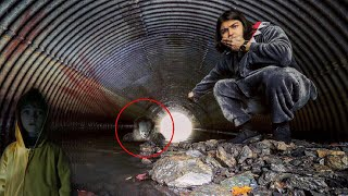 I WENT INSIDE THE SEWER TO FIND GEORGIE FROM