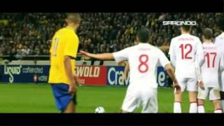 Zlatan Ibrahimovic Top 10 Free Kicks Ever   HD