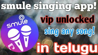 how to download smule singing app - vip mod for free!