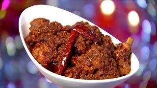 Dhe Ruchi I Ep 204 - Chicken Vindaloo & Palak Jeera Rice I Mazhavil Manorama